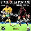 Match amical: Portugal – Afrique du Sud