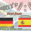 Match choc: Allemagne – Espagne 0:1 en demi-finale