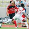 Eren Derdiyok marque le but du Week-end