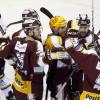 Hockey sur Glace: 3/3 pour les clubs romands en Playoff !